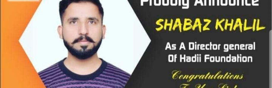 Shahbaz Khalil Cover Image