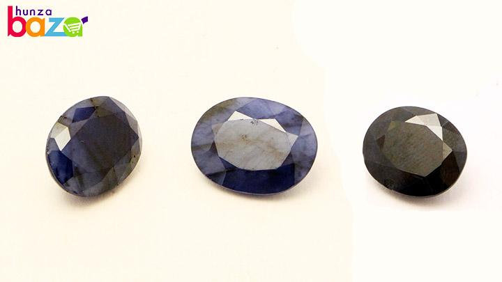 Blue Sapphire Stone in Pakistan | Sapphire Stone Online | Hunza Bazar