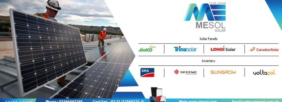 MESOL Solar Cover Image